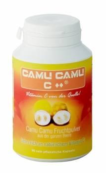 Camu Camu C++  90 Kapseln, Bio