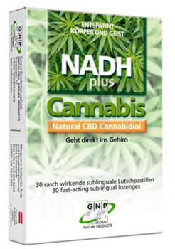 NADH plus Cannabis