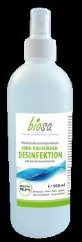 Biosa NEA Neutrales Envirolyte Anolyte - Desinfektion 500ml