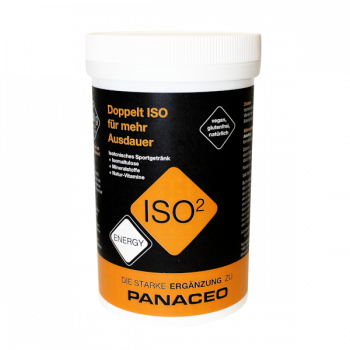 Panaceo Sport Energy ISO2 Pulver 400g