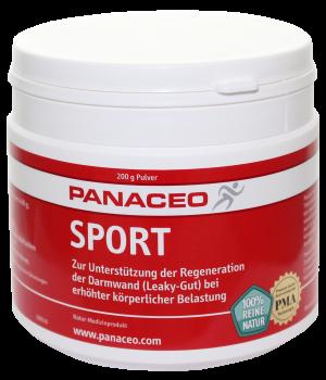 Panaceo Sport Pulver 200g