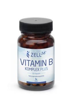 Zell38 Vitamin B Komplex plus