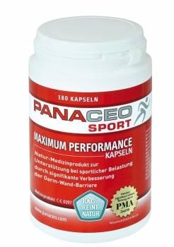 Panaceo Sport Kapseln 180 Stk.