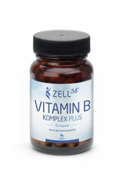 Zell38 Vitamin B Komplex plus